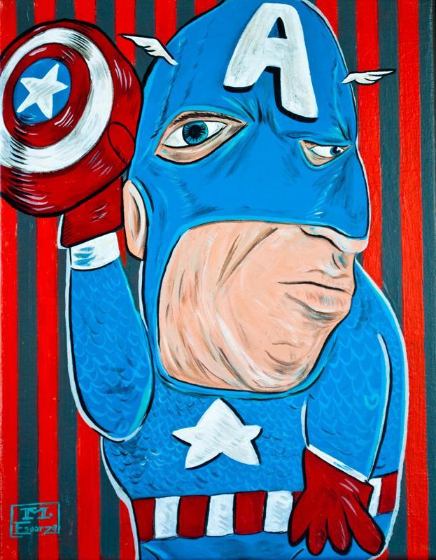 Супергерои в стиле Пикассо E8e8ae36e0