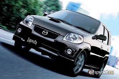 Mazda laputa фото