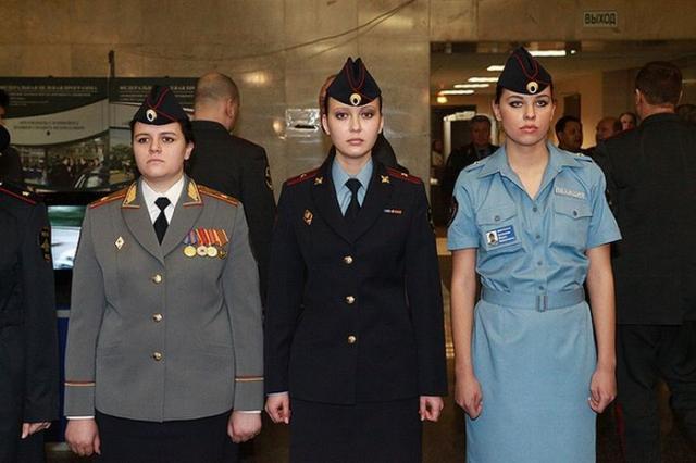 Новая форма полиции России (7 фото)