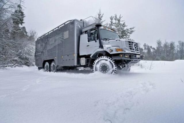 Классный грузовик (24 фото)