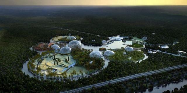 Новый зоопарк Санкт-Петербурга (6 фото)