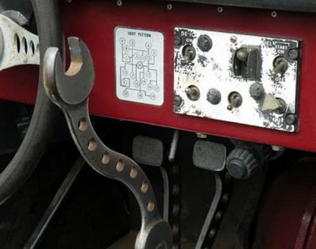 Необычные рычаги переключения передач 312d41a5c5