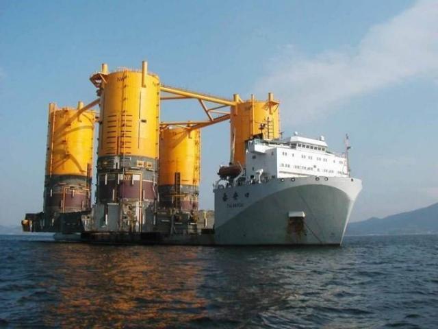 Транспортировка самых больших грузов на планете