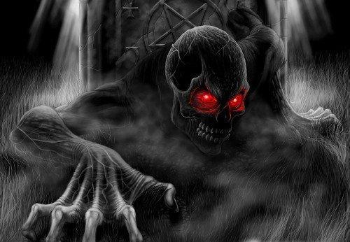 Страшные картинки