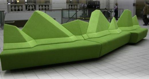 Интересные диваны. Каждый найдёт своё. (57 фото)