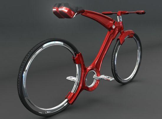 Велосипеды Будущего (31 фото)