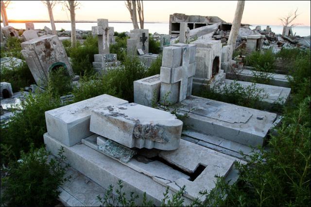 Кладбища в Южной Америке